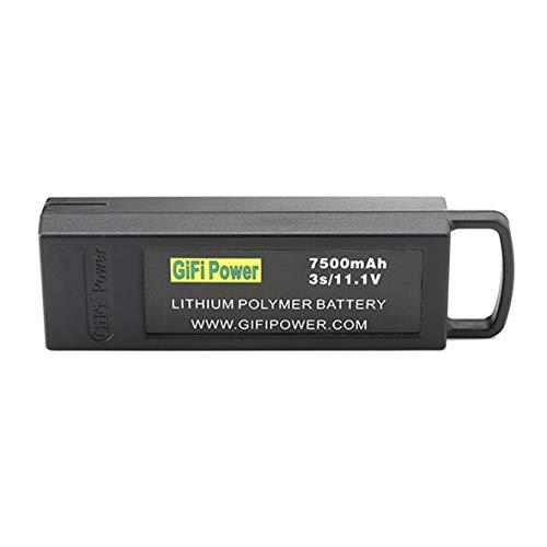 Heaviesk 7500 mAh 11,1 V 3 S Flug Lipo Batterie Große Kapazität Outdoor Drohne Pufferbatterie Für Yuneec Q500 4 Karat Für Typhoon RC Drohne