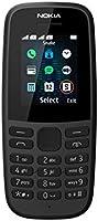 Nokia N105-NEO-DS-BLK Telefoon, 4MB, Zwart