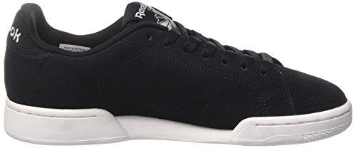 Reebok NPC II S, Sneakers Basses Homme Noir (Black/white)