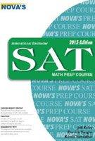 Sat Math Prep. Course - 2015