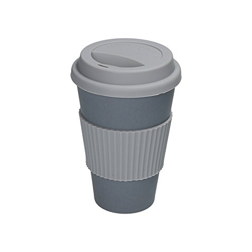 BIOZOYG Kaffee to go Becher wiederverwendbar, spülmaschinenfest und BPA frei I Kaffeebecher to go...