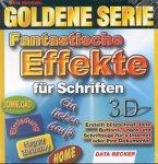 Fantastische Effekte für Schriften. CD- ROM für Windows 95/98 -