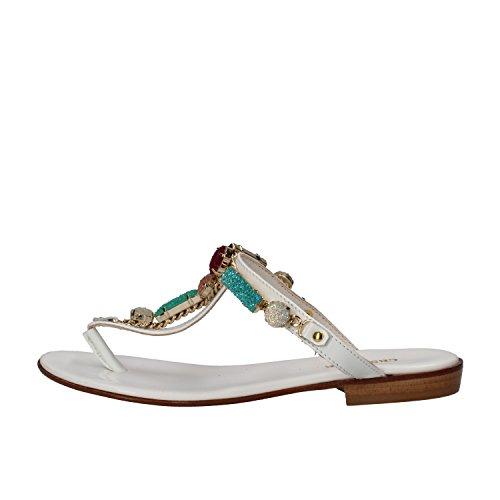 cesare-paciotti-sandalias-de-vestir-de-charol-para-mujer-blanco-size-37-eu