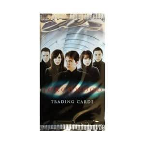 Torchwood Trading Card Packs x 5