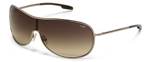 Für Sonnenbrille Optics Von Smith Damen (Smith Optics Arcade Sonnenbrille, damen unisex, gold)