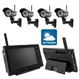 MT Vision HS 420 Überwachungskamera Set