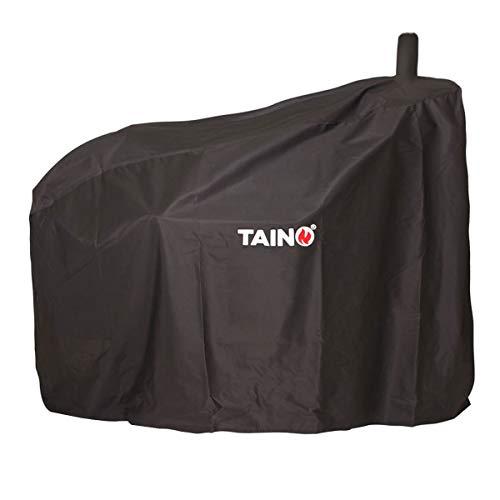 TAINO BAYAMO Smoker Abdeckung Plane Grill-Plane Hochwertig Schutz-Haube Wetterschutz Zubehör