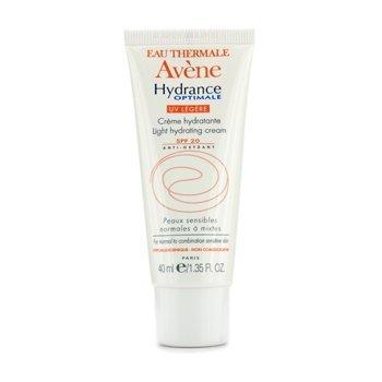 Avene Hydrance Optimale Hell Feuchtigkeitsspendend Creme (Für Normale Bis Kombination Sensible Haut) - 40ml/39,9 ml