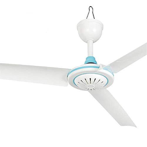Ventilador de techo de 12V DC 19.69 pulgadas, Ventilador de techo de...