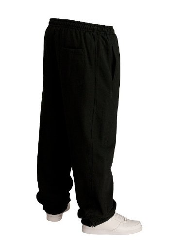 Preisvergleich Produktbild Urban Classics Herren Jogginghose Schwarz Größe: 5Xl