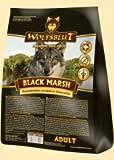 WOLFSBLUT Trockenfutter Black Marsh Wasserbüffel + Kürbis Adult für Hunde 15,0 kg