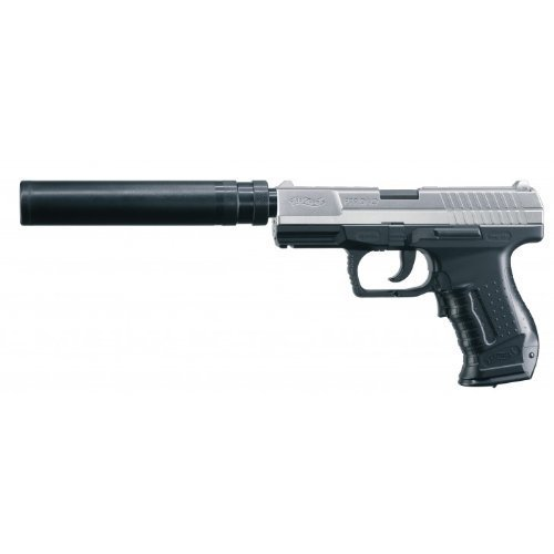 PEKL Umarex Softair Pistole Walther P99 Xtra Kit electric