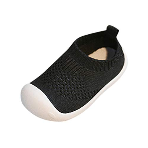 Xshuai  Shoes for 0-5 Years Old Kids, Toddler Infant Kids Baby Girls Boys Candy Color Mesh Sport Running Sneakers Casual Prewalker Anti-Slip Socks Slipper Shoes