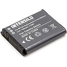 INTENSILO Li-Ion batería 700mAh (3.6V) para cámara de video videocámara Samsung ES90, ES91, L20, MV800, PL100, PL120, PL170, PL171, PL20 por BP70a.
