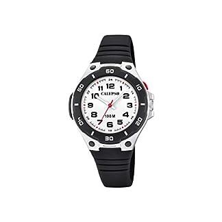 Calypso Reloj Analógico para Unisex Niños de Cuarzo con Correa en Plástico K5758/6