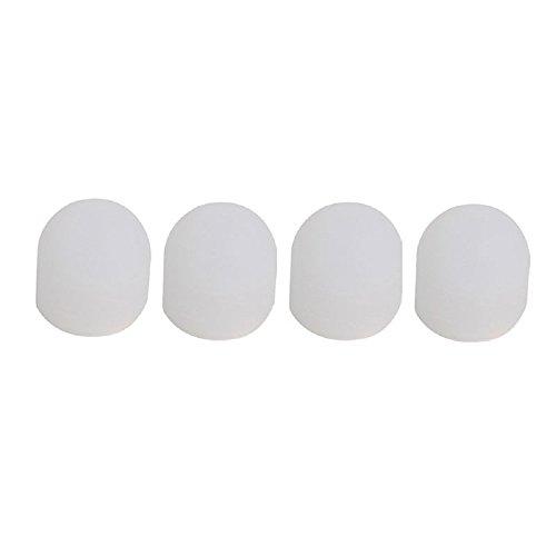 Preisvergleich Produktbild kingwon Set der 4Staub Motor stoßfestes Schutzkappe Rubber Cover Case Shell Guard Schutz für DJI Mavic Pro Drone