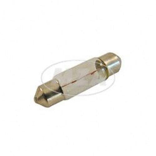Soffitte E 6V 3W SV6-7,6 - Duo 4/2 ( Länge 30mm )