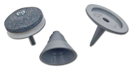 Arnold 6011-X1-0195 Schärf- und Auswuchtkit für Rasenmähermesser