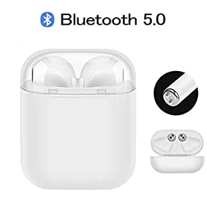 97d295b5645 Wireless Earphones I9-TWS, Bluetooth Headphones 5.0 Mini Cordless Earbuds  Portable Charging Case True