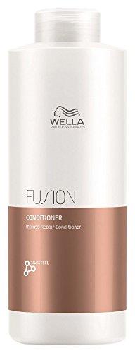 Trockenes Haar Pack (Wella Fusion Repair Conditioner, 1er Pack (1 x 1000 ml))