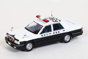 RAI 1/43 Nissan Cedric (YPY31) 1999 Kanagawa Prafektur Polizei Highway Traffic Polizeifahrzeug