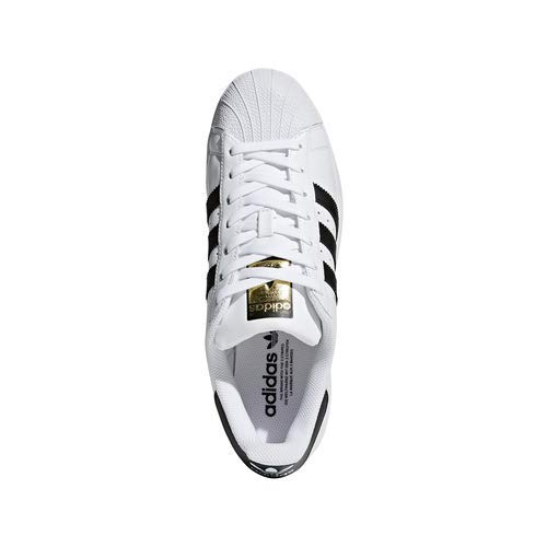 Adidas Superstar Schuhe running white-core - 10