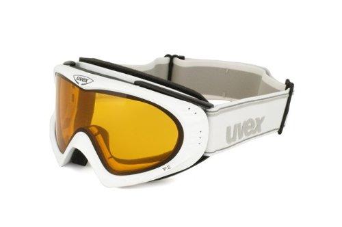 Uvex Brille F 2 Polarwhite, One Size