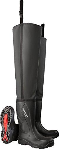 Dunlop Purofort+ Full Safety Watstiefel, 48