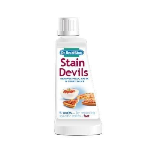 SIX PACKS of Stain Devils Pasta, Pizza & Curry Sauce 50ml
