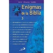 Enigmas de La Biblia 3 (Spanish Edition) by Ariel Alvarez Valdes (2000-06-02)