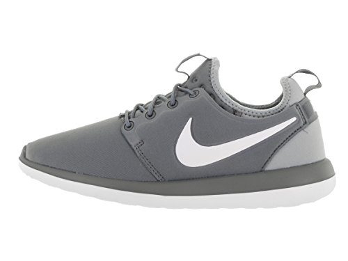 Nike Jungen Roshe Two (Gs) Laufschuhe Gris (Cool Grey / White-Wolf Grey)