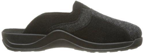 Rohde - Vaasa-h, Pantofole Uomo Grigio (Grau (anthrazit 82))