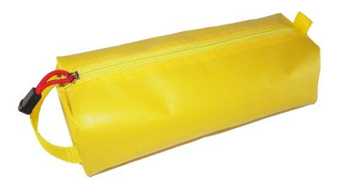 Rough Enough® Tarpuline gommata multiuso Heavy Duty Small Tool Pouch Holder 24 X 12 X 5 cm FUSHIA Yellow
