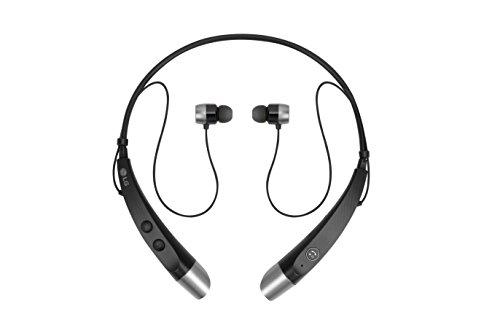 LG Electronics HBS-500 Tone Bluetooth-Kopfhörer schwarz