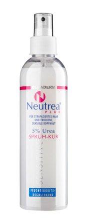 2 x Elkaderm Neutrea 5%Urea Sprüh Kur 250 ml. Haarpflege für Allergiker