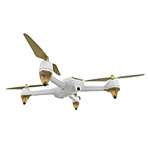 HUBSAN H501S X4 FPV - Avión no tripulado con la Cámara, Blanco