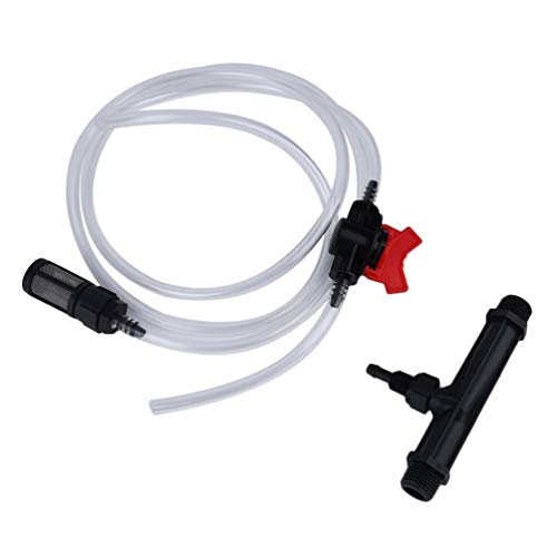 20mm Venturi +Irrigation Water Tube with Flow Control Switch & Filter Kit -
