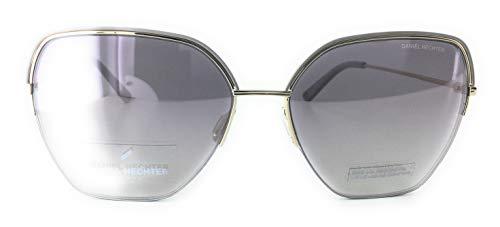 Daniel Hechter Damen DHS194-5 Sonnenbrille, Beige,Gold-glänzend, 58-16-140