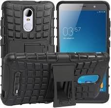 Xiaomi Redmi Mi Note 3 Back Cover Black