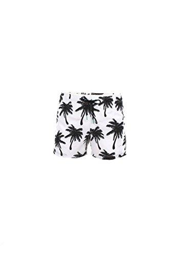 Costume Mare Uomo Sundek 2xl Bianco M504bdp01bp Primavera Estate 2016