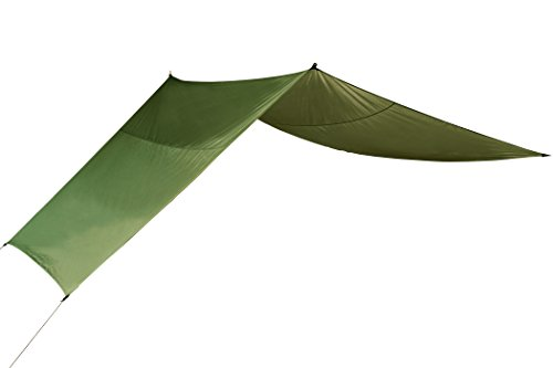Nordisk Voss PU Canvas, Grün (Dusty Green), 20 m2