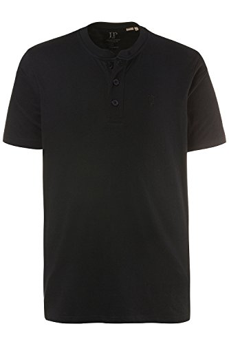 JP 1880 Herren T-Shirt schwarz, schwarz