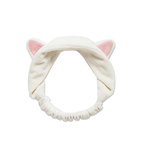 juku Haarband Band Haar Kopf Ohren Katze Lovely Haar Band (Harajuku Girl Kostüm)