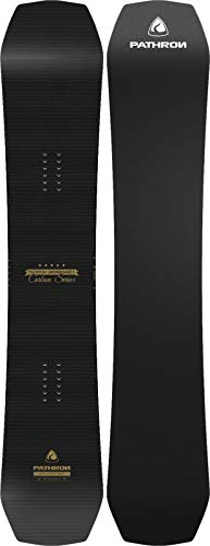 Pathron Snowboard Carbon Gold (162cm Wide) -