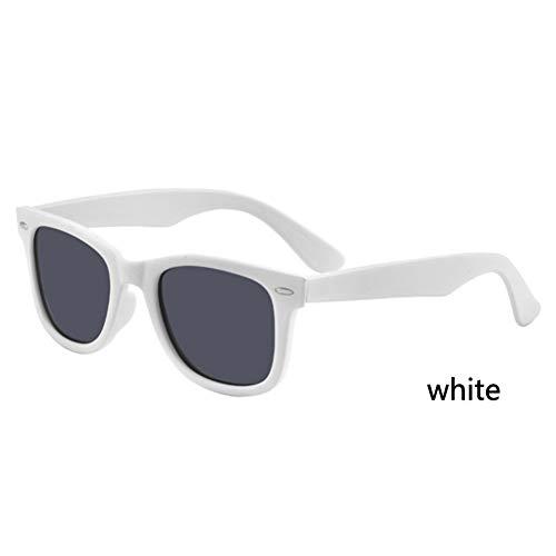 ZRTYJ Sonnenbrillen New Visuelle Sonnenbrille Frauen Polarisierte Markendesigner Kunststoffrahmen Schild Fährt Auto Gläser Für Männer Brillen