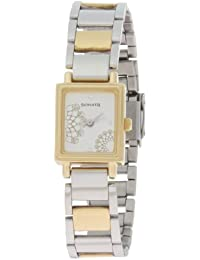 Sonata Wedding Analog Silver Dial Women's Watch-NJ8080BM01C