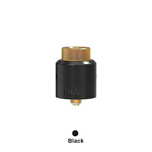 Vandy Vape Pulse 24 BF RDA 2.0ml Länge 23 mm Durchmesser 24.4 mm (Schwarz)