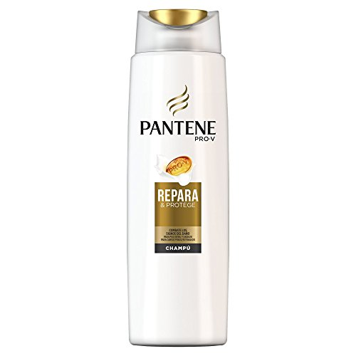Pantene Shampoo Repair And Protects