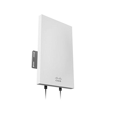 Meraki MA-ANT-21 Sector Antenna Typ N 13 dBi Antenne - Antennen (13 dBi, 5.15 - 5.875, 80°, Sector Antenne, Typ N, weiß) 5.875