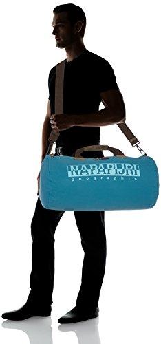 Napapijri Herren Bering Duffle bag CARIBBEAN I64 CARIBBEAN BLUE
